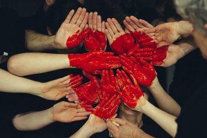 coeur sang rouge regles